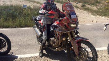 Athens Gibraltar Rally 2016