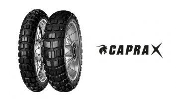 Capra-X plus tyre