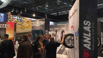 Anlas Tyres Intermot 2016