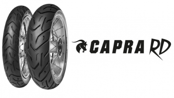 Capra RD plus tyre