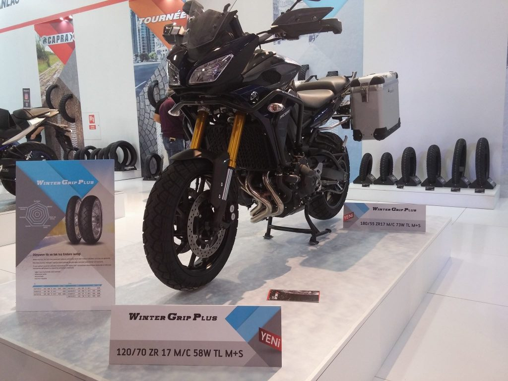 Motorcycle winter tyres UK