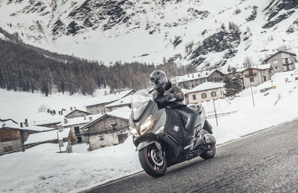 scooter winter tyres UK