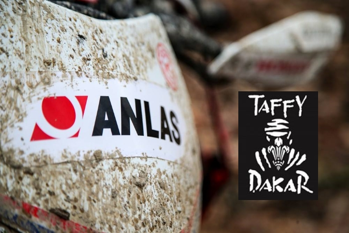 Taffy Dakar 2018 Anlas