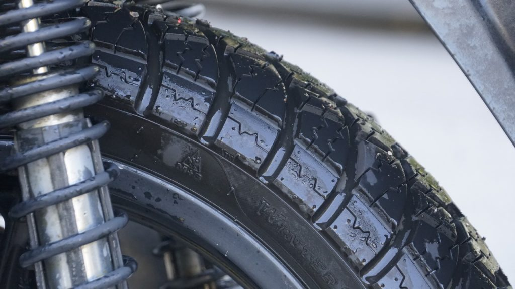 Best all-season scooter tyre