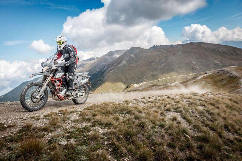 Anlas Hard Alpi Tour