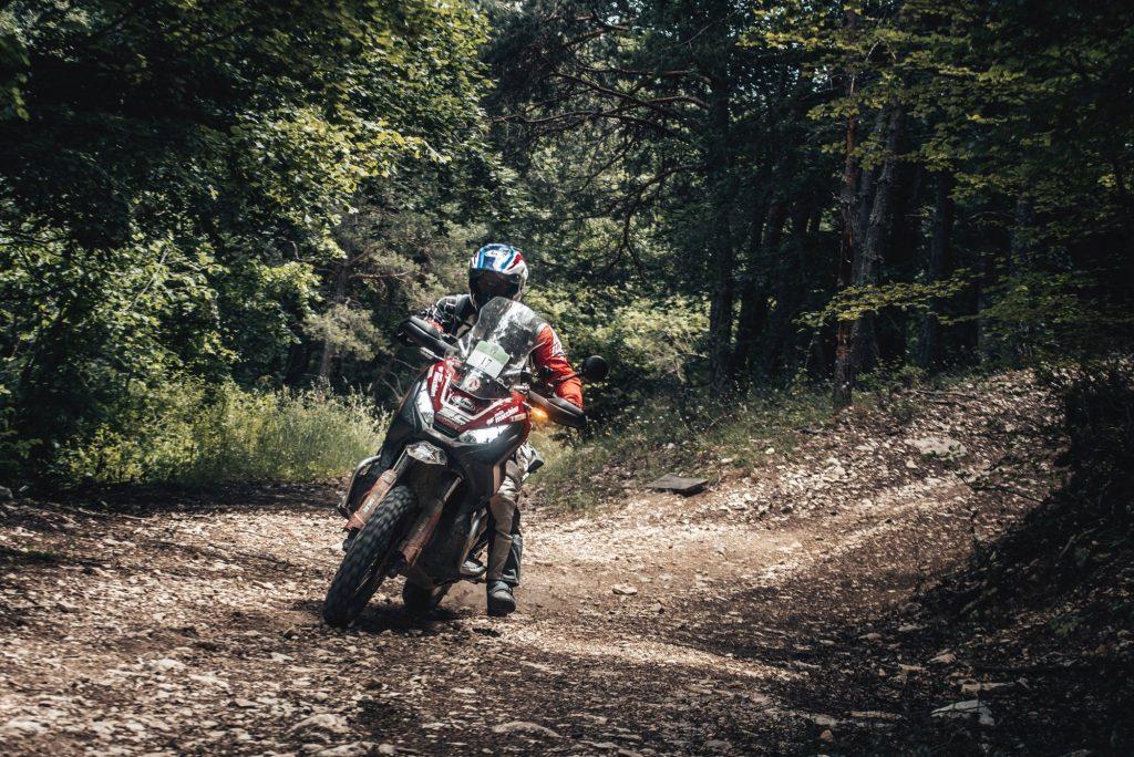 Honda X-ADV adventure tyres