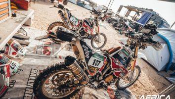Anlas enduro tyres Capra X Rally