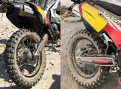 Anlas Capra X Rally test